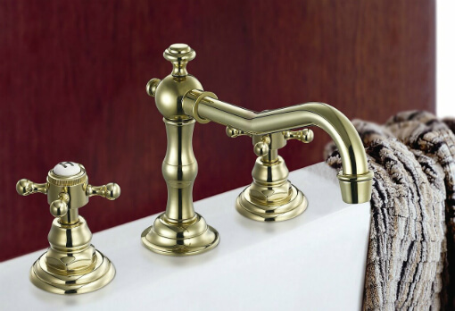 bathroom-faucet-gold