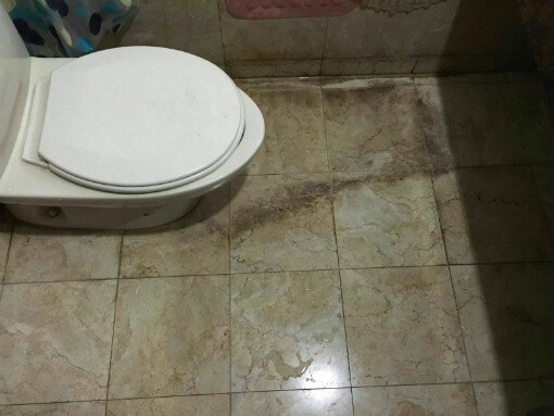 floor-damaged-water-leakage