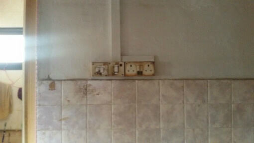 how to fix a light switch